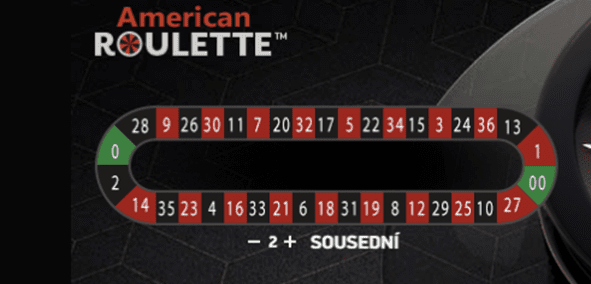 American Roulette výhry