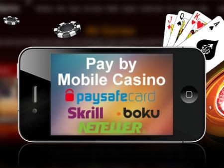 Casino vklady