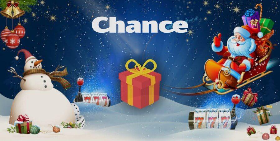 Chance adventní kalendář bonusy a dárky zdarma