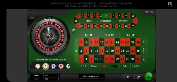Easit casino hry na mobilu