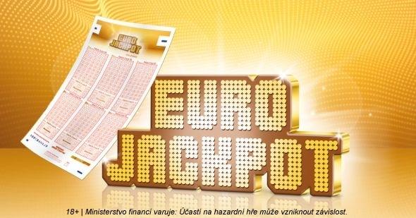 Eurojackpot výsledky