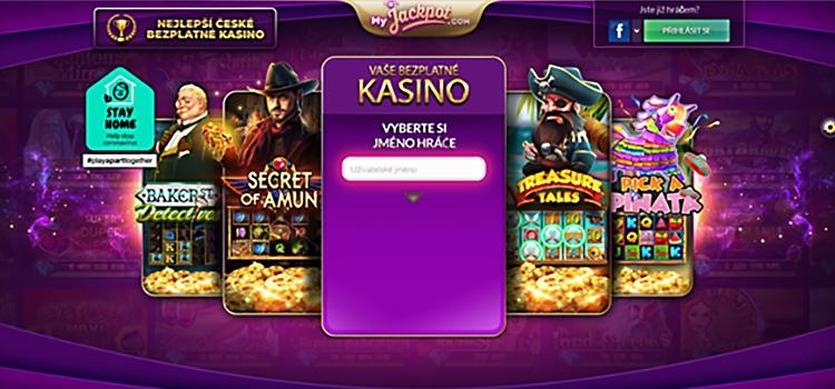 Jackpot casino hry 2