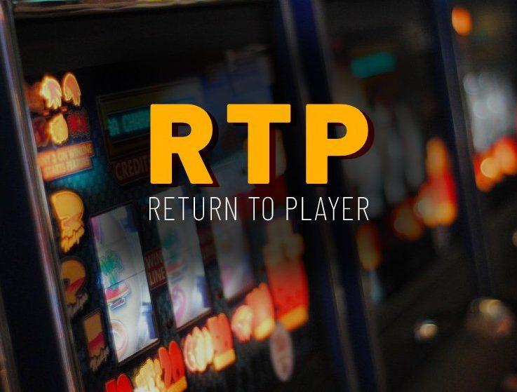 RTP v online casine