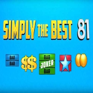 Simply the Best 81