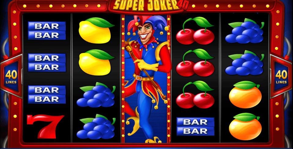 Super Joker 40