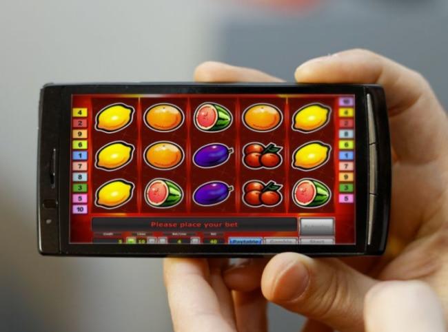 Výherní automaty zdarma na mobilu